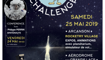 Md hd affiche rocketry challenge 2019
