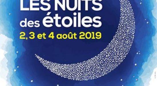 Lg nuits des  toiles 2019 361x400